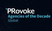 2020 Global PR Agencies of the Decade
