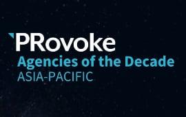 2020 Asia-Pacific PR Agencies of the Decade